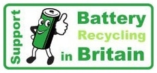 Support Battery Recycling In Britain