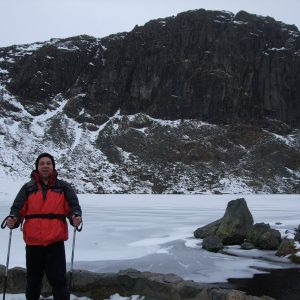 Eddie Hike to Stickle Tarn