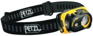 Petzl Tikka XP Atex E81 PEX Headlamp