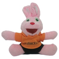 Small Duracell Bunny