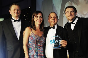 Business of the Year STEP Business Awards 2010