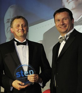 Environmental Award Winner STEP Business Awards 2010