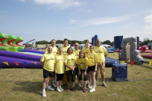 It's a Knockout Participants