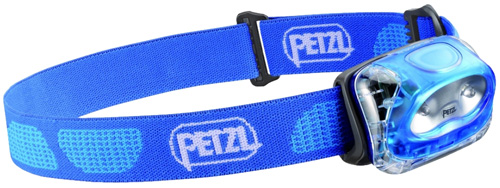 Petzl Tikkina 2 E91 PE Headlamp Electric Blue
