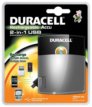 Duracell Powerhouse Charger