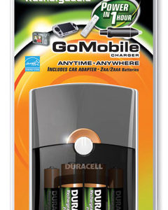 Duracell 1 Hour Mobile Charger