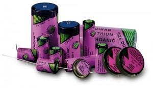 Tadiran Lithium Thionyl Chloride Batteries