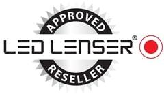 LED Lenser Approves Reseller Logo