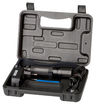 LED Lenser M7R 840R Micro-Processor Rechargeable Torch Case
