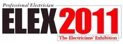 ELEX 2011 The Electricians Exhibition Logo