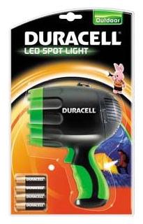 Duracell LED Spot Light Torch