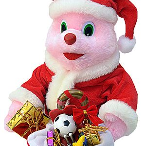 Duracell Santa Bunny