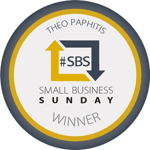 Theo Paphitis SBS Small Business Sunday Winner