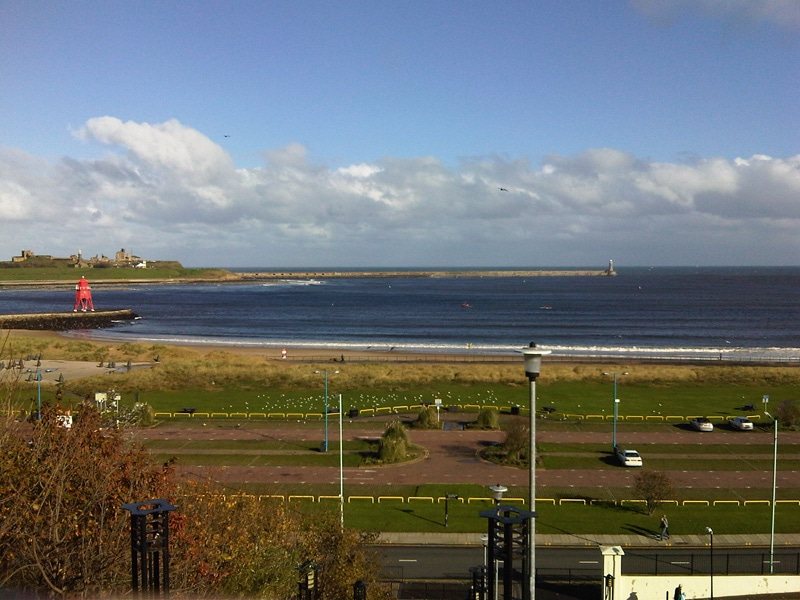 View Over Sandhaven South Shields