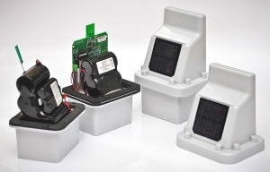 Custom Cell Packs Power Air Quality Monitors