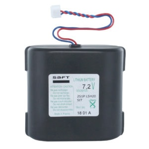 Saft 2LSH20 Lithium Gas Fire Ignition Battery Pack