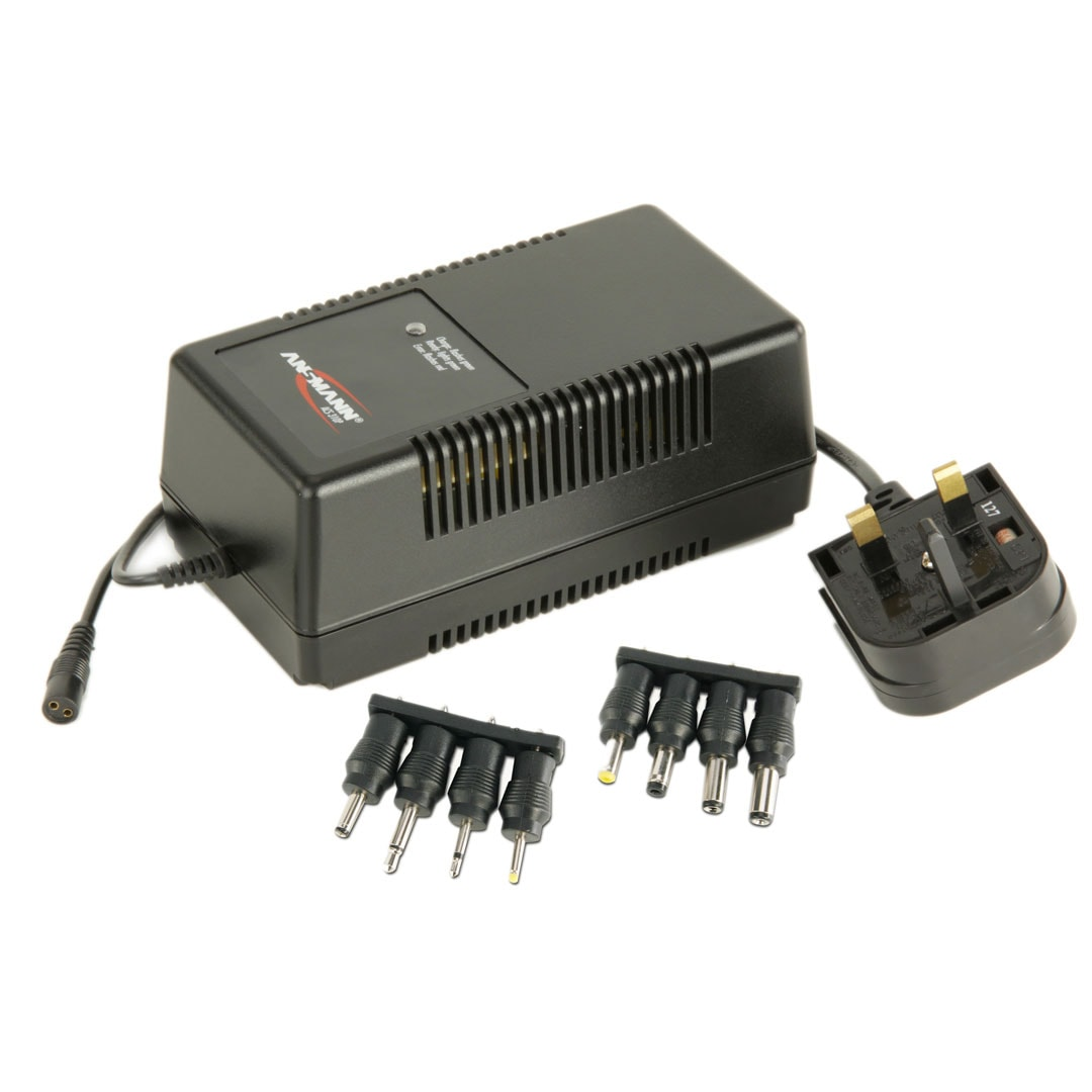 Ansmann Acs310p Traveller Battery Pack Charger Cell Pack Solutions