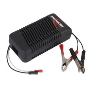 Ansmann ALCT24-2UK Lead Acid Battery Charger (Croc Clips)