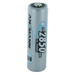 Ansmann Digital AA 2850mAh Rechargeable Battery