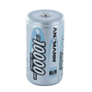 Ansmann Standard D 10000mAh Rechargeable Battery