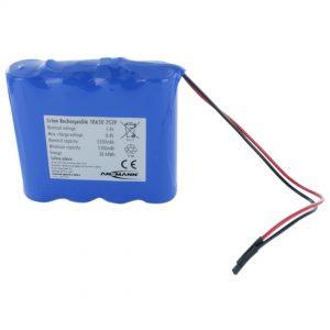 Ansmann Standard Li-ion 2S2P 7.4V / 5200mAh Battery Pack (Line Format)
