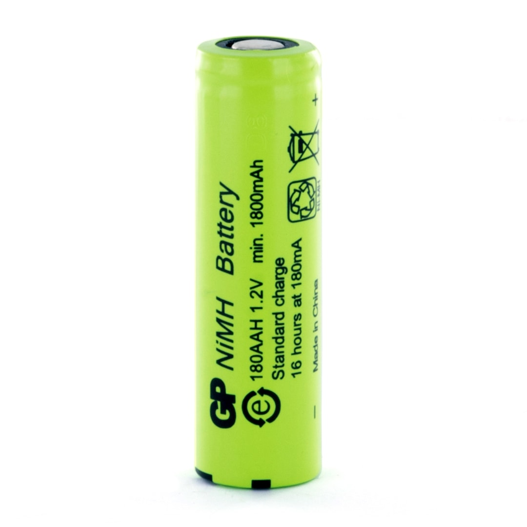 Gp Batteries Gp180aah Aa Rechargeable Battery Cell Pack