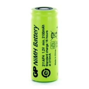 GP Batteries GP211AFH 4/5 AF Rechargeable Battery