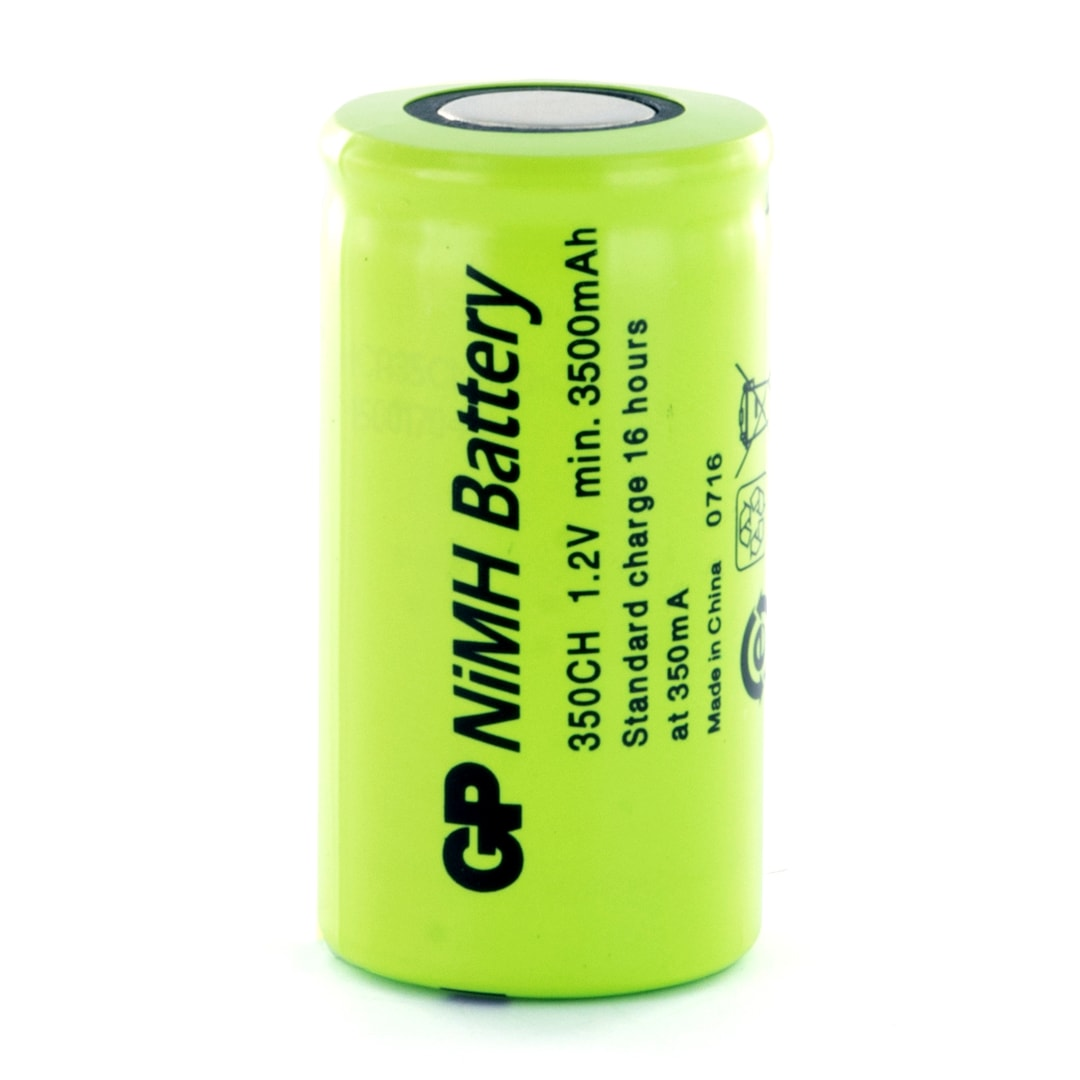 N Battery Rechargeable GP Batteries GP350CH C...