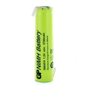 GP Batteries GP380AFHHB 7/5 A Rechargeable Opposite Tagged Battery