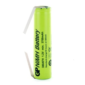 GP Batteries GP380AFH/T 7/5 A Rechargeable Tagged Battery
