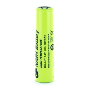GP Batteries GP400LAHT 18700 Rechargeable Battery