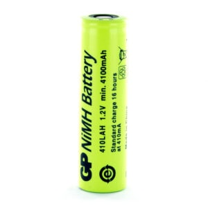 GP Batteries GP410LAH 18650 Rechargeable Battery