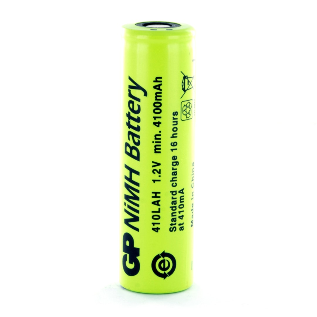 Gp Batteries Gp410lah 18650 Rechargeable Battery Cell