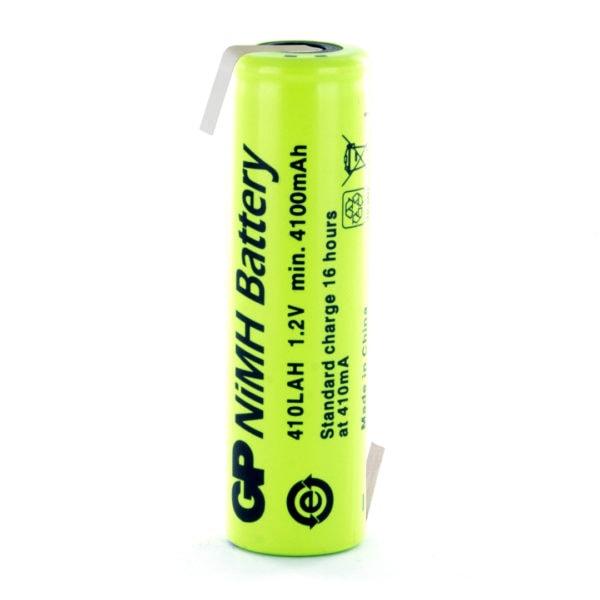 GP Batteries GP410LAHHB 18650 Recha