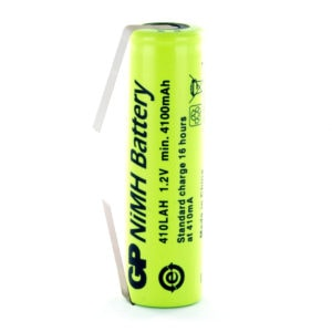 GP Batteries GP410LAH/T 18650 Rechargeable Tagged Battery