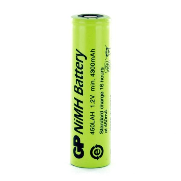 GP Batteries GP450LAH 18670 Rechargeable Battery