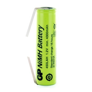 GP Batteries GP450LAH/T 18670 Rechargeable Tagged Battery