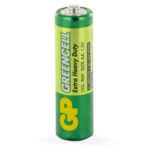 GP Batteries Greencell AA Battery