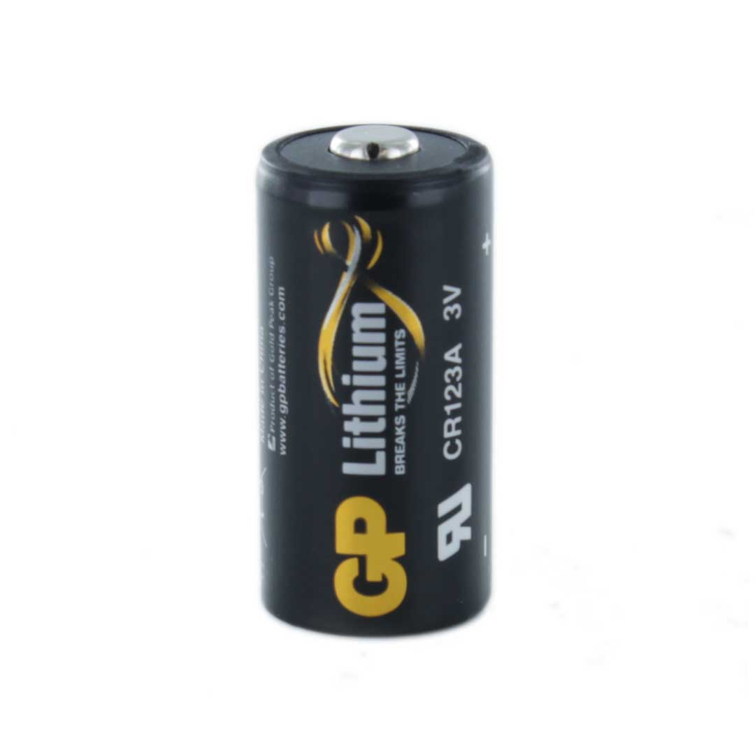 Gp Batteries Photo Lithium Gp Cr123a Battery Bulk Cell Pack