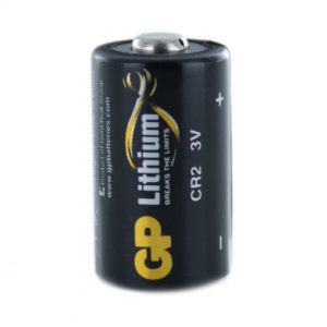 GP Batteries Photo Lithium GP CR2 Battery (Bulk)