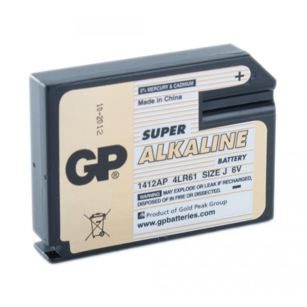 GP Batteries Super Alkaline GP1412AP (7K67) Battery
