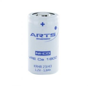 Saft VRECS1800 Sub C Rechargeable Battery