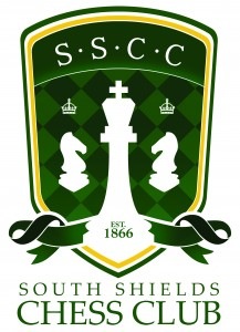 South Shields Chess Club New Logo