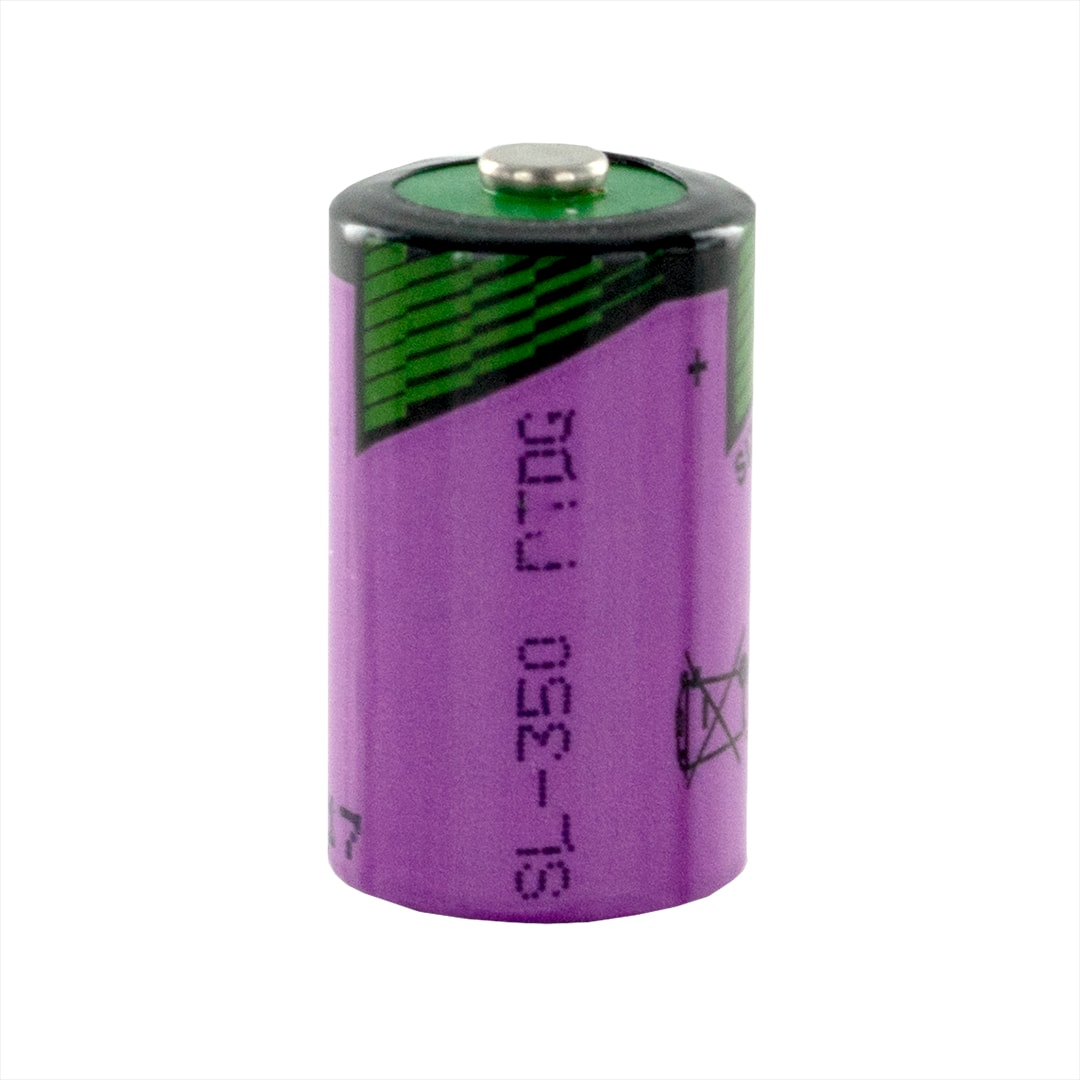 Tadiran Lithium SL-350 1/2 AA Battery - Cell Pack Solutions