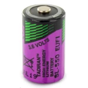 Tadiran Lithium SL-550 1 2 AA Battery