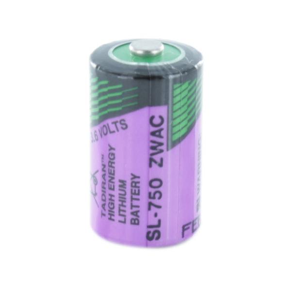 Tadiran Lithium SL-750 1/2 AA Battery