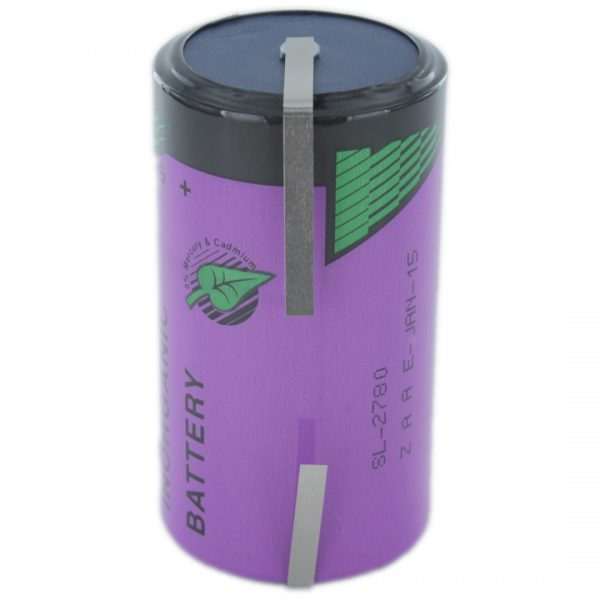 Tadiran Lithium SL2780/T D Tagged Battery