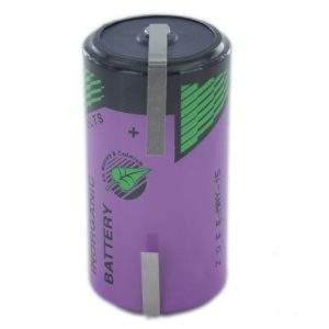 Tadiran Lithium SL2870/T C Tagged Battery