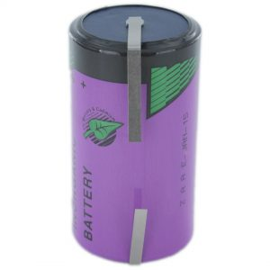 Tadiran Lithium SL2880/T D Tagged Battery