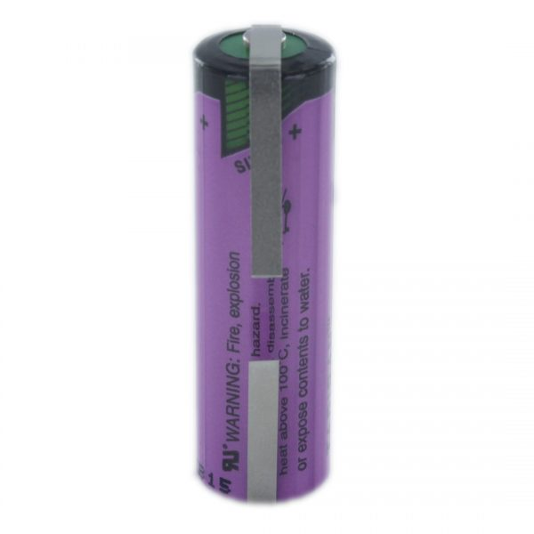 Tadiran Lithium SL360/T AA Tagged Battery